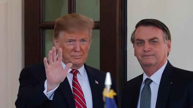 Las nulas opciones de Brasil de entrar en la OTAN, a pesar de Trump
