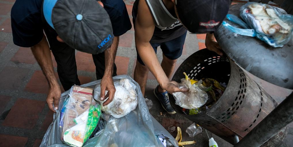 Un informe de la ONU asegura que el 94% de los venezolanos vive en la pobreza