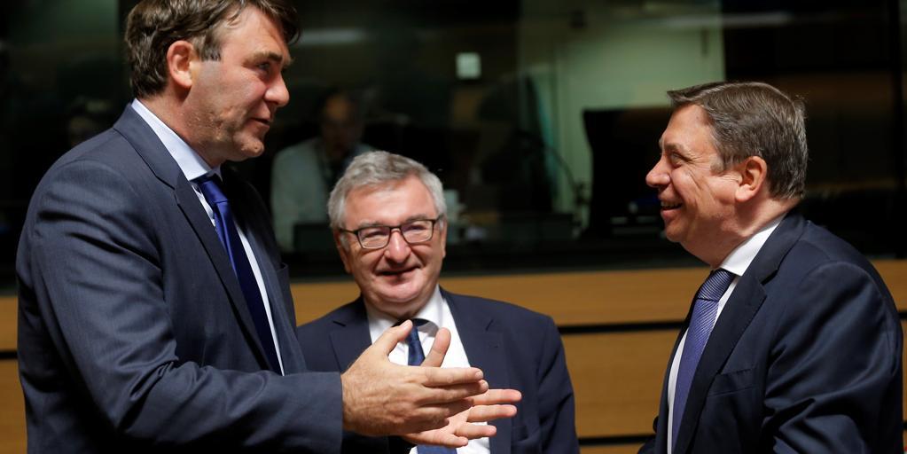 La UE aprueba negociar un acuerdo con EE.UU. para eliminar los aranceles