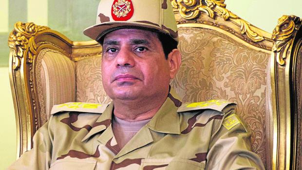 El presidente de egipto, Abdelfatah Al Sisi, en una imagen de archivo