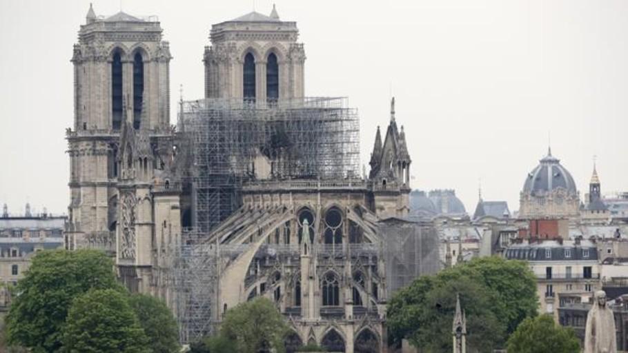 ¿Cómo puedo hacer donaciones para la reconstrucción de Notre Dame?