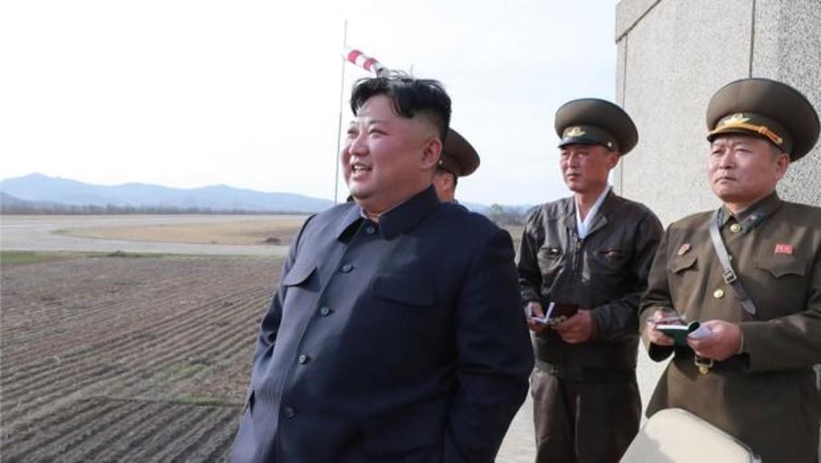 Corea del Norte reta a EE.UU. con un «nuevo tipo de arma guiada»