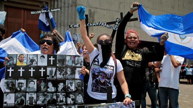 «Daniel Ortega tiene que pagar por la muerte de todos nuestros hijos»