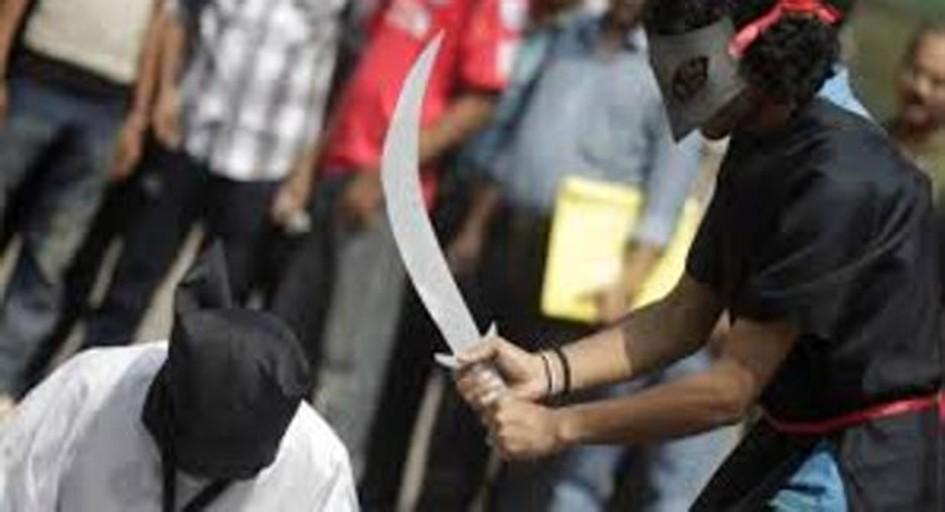 Arabia Saudí decapita a 37 personas por «terrorismo»