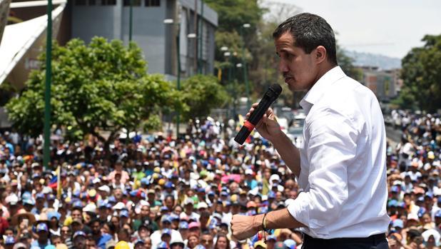 Venezuela, noticias de última hora en directo: Guaidó se compromete a «seguir liberando presos»
