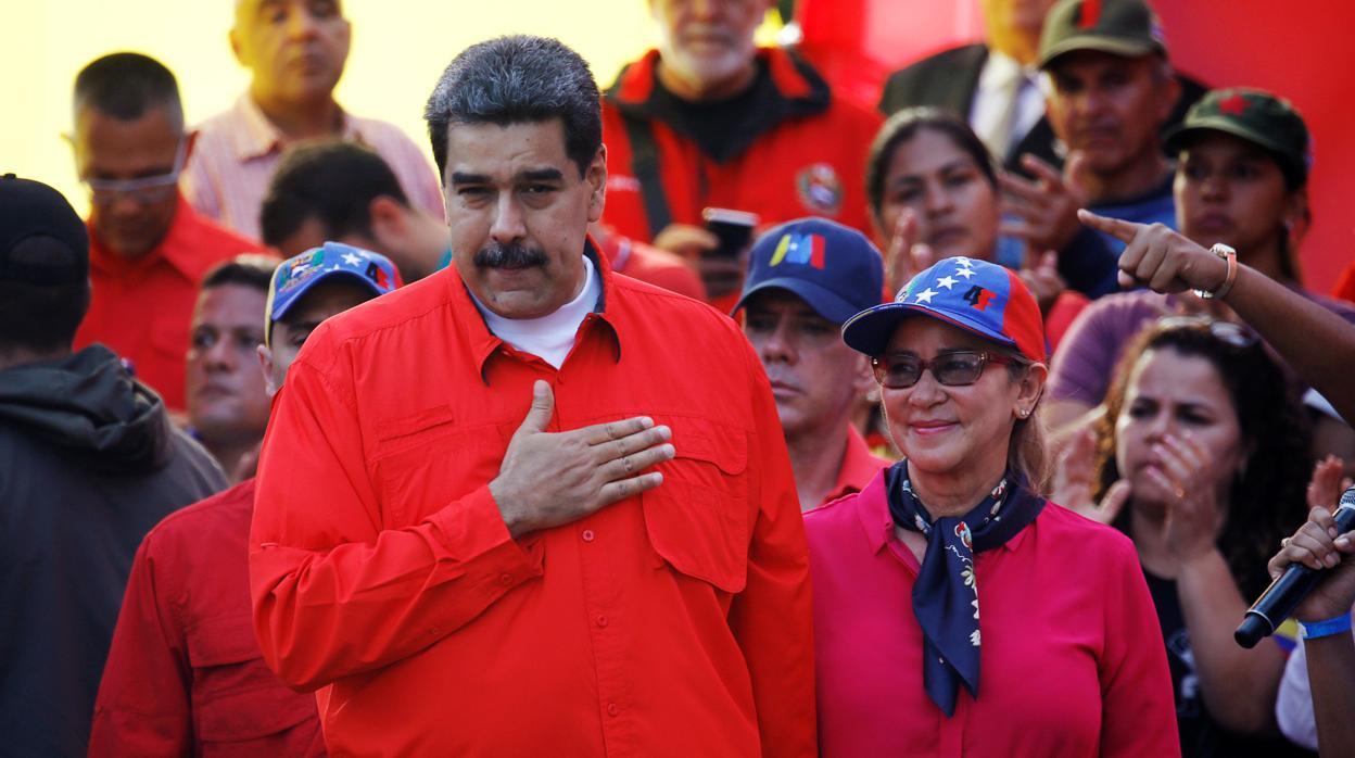 Venezuela, últimas noticias en directo: Rusia insta a EE.UU. a que abandone sus «planes irresponsables» en Venezuela