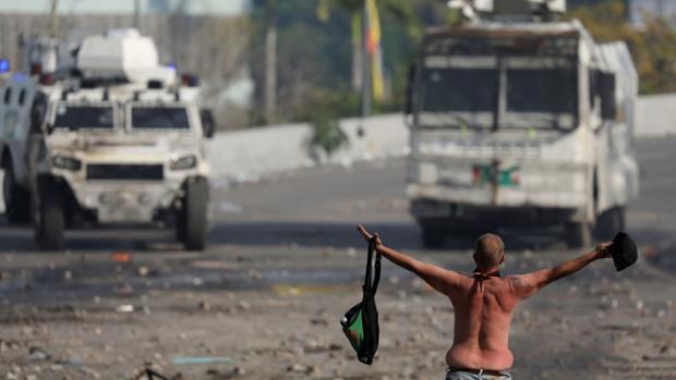 EE.UU. había pactado con Padrino que apresara a Maduro si no se iba a Cuba