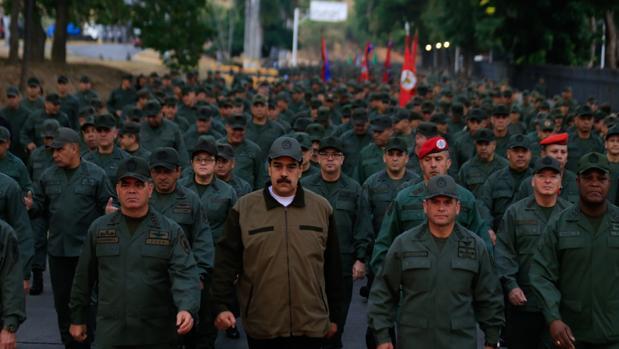 Padrino consumó una doble traición: primero a Maduro y finalmente a Guaidó