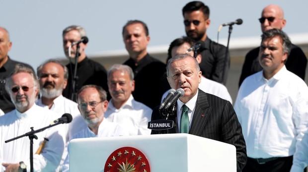 Erdogan, el Sultán en declive