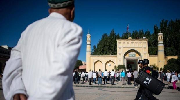 China destruye mezquitas y crea campos de concentración para musulmanes