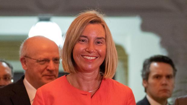 Los amigos de Federica Mogherini