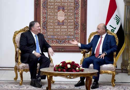 Irán planeaba «ataques inminentes» contra intereses de EE.UU. en Irak, según Pompeo