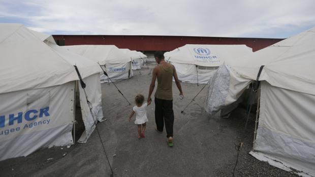 ACNUR pide que la UE garantice la protección de los refugiados tras el 26-M