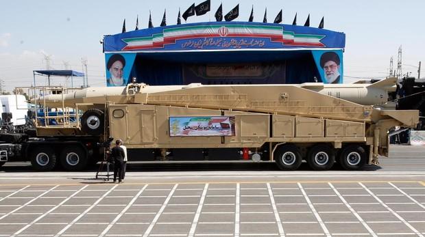 EE.UU. detectó que Irán preparaba un envío de misiles a un aliado regional