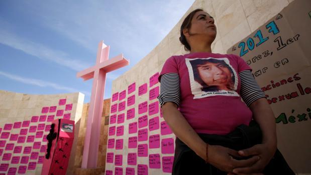 Miles de madres mexicanas se manifiestan hoy contra las desapariciones de sus hijos y familiares