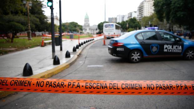 Muere el diputado argentino que fue tiroteado por dos personas cerca del Congreso