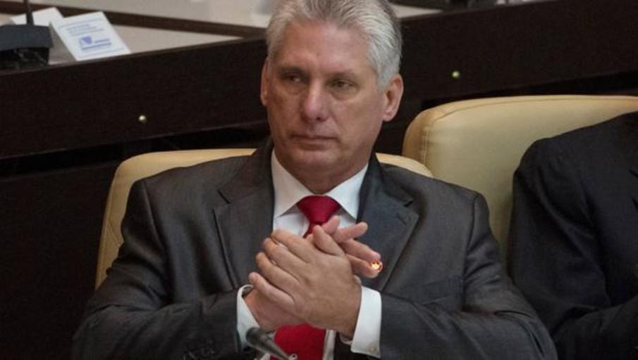 Díaz-Canel atribuye a «la mentira imperial» la denuncia ante la CPI por esclavitud