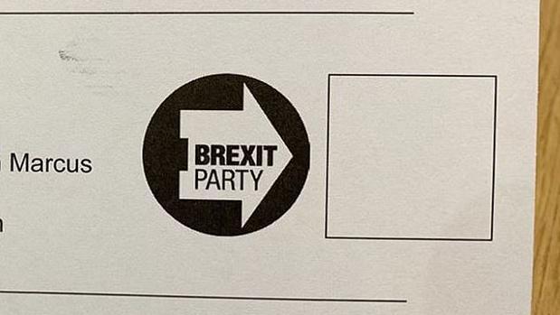La «tramposa» papeleta del Partido del Brexit para obtener más votos