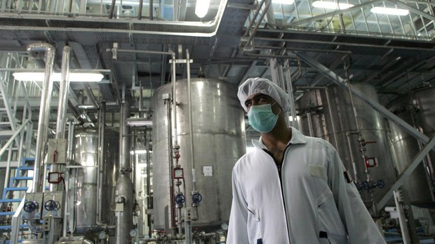 Irán vuelve a almacenar de modo oficial uranio enriquecido