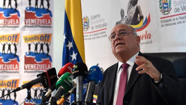 El régimen de Maduro exige levantar las sanciones como condición para el diálogo con la oposición