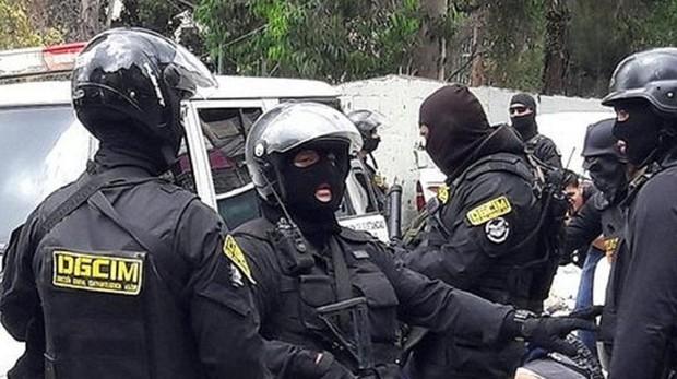 Agentes de la Dirección General de la Contrainteligencia militar de Venezuela