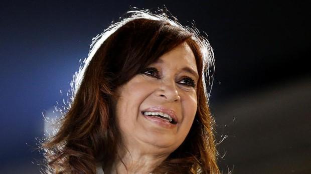 Cristina Fernández anuncia su candidatura a la Vicepresidencia de Argentina