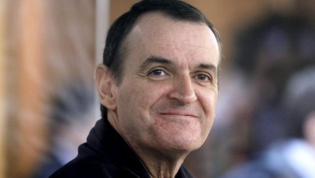 El etarra Juan Ignacio de Juana Chaos, durante el juicio en la Audiencia Nacional en 2006