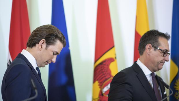 El número dos del gobierno austriaco dimite tras la aparición de un escandaloso vídeo