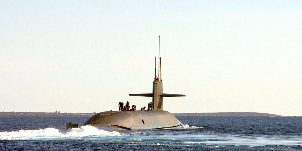 Marineros de un submarino de EE.UU., con tripulación femenina, confeccionaron una «lista de violación»