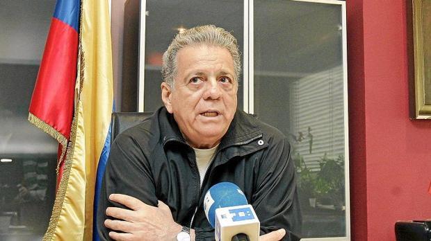 Dimite el embajador de Maduro en Roma al no tener dinero para subsistir
