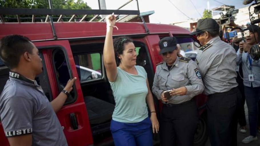 Nicaragua excarcela a 100 presos políticos tras abandonar la oposición las negociaciones