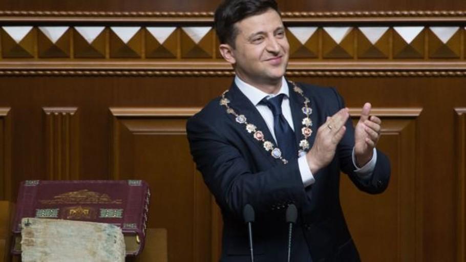 El nuevo presidente ucraniano convoca elecciones legislativas anticipadas