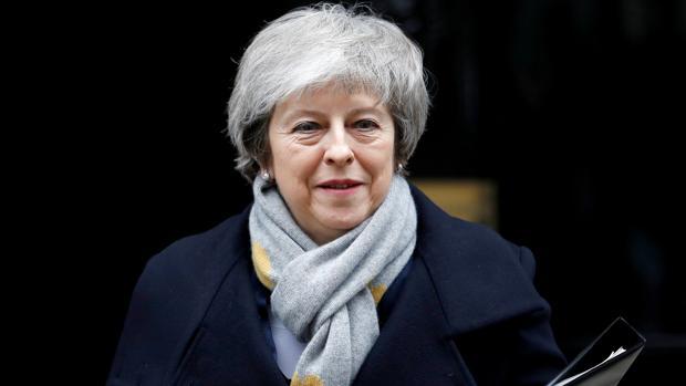 Theresa May dimitirá mañana, según «The Times»