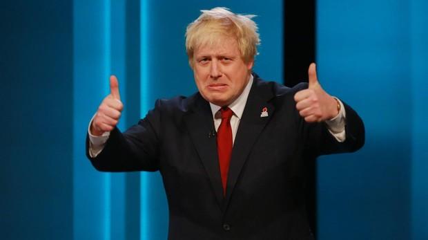 El político conservador Boris Johnson, el favorito para suceder a Theresa May