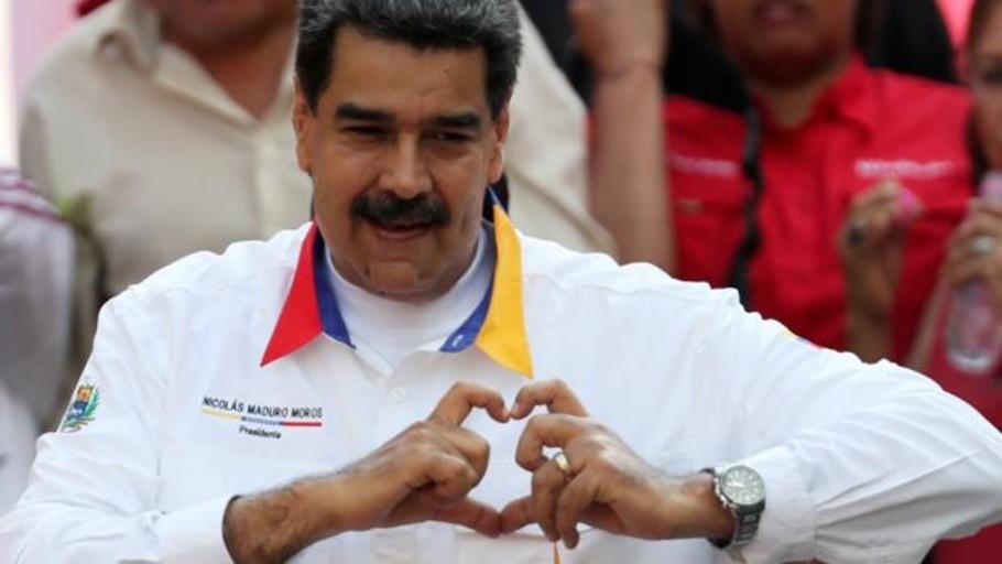 Maduro defiende a Huawei: «He ordenado una inversión inmediata junto a los hermanos chinos»