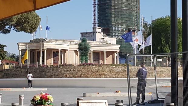 Chipre, la baza turca para el Parlamento Europeo