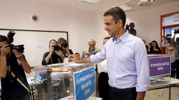 El conservador Nueva Democracia gana a Syriza y Tsipras adelanta las elecciones