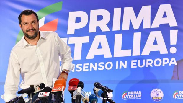 El triunfo de Salvini aproxima las elecciones generales en Italia