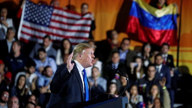 Por qué las sanciones de Trump no derriban a Maduro