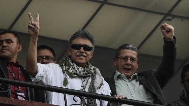 La Fiscalía de Colombia deja en libertad al exlíder de las FARC Jesús Santrich