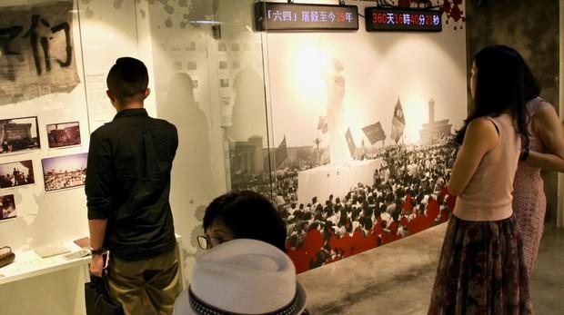«Vacaciones forzosas» a los disidentes ante el 30º aniversario de Tiananmen