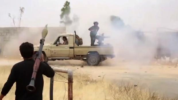 El recrudecimiento de la guerra en Libia deja 30 muertos en el sur de Trípoli