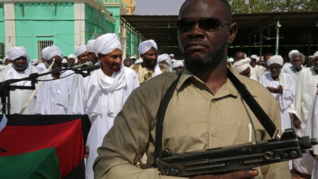 Al menos 60 muertos en Sudán por la represión  del Ejército a las protestas de la oposición