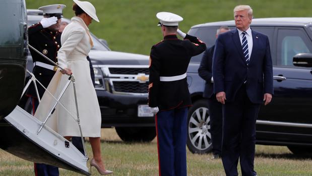 Portsmouth inicia los actos del 75 aniversario del Día D con Trump como gran protagonista