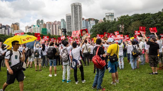 Pekín y Hong Kong insisten en que no retirarán la polémica ley de extradición