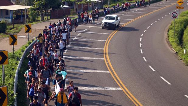 México y EE.UU. evaluarán en 45 días el acuerdo para reducir el flujo migratorio