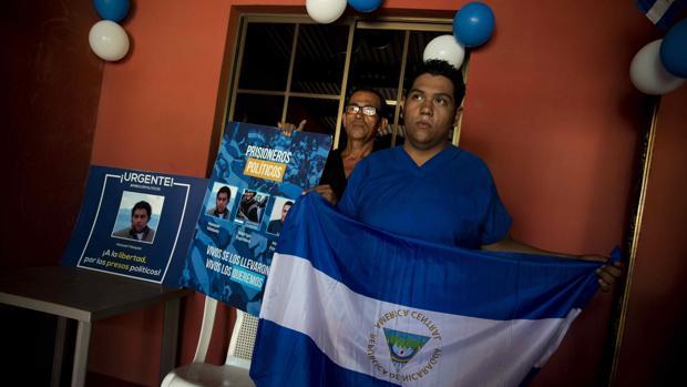 El régimen de Ortega libera a 50 presos políticos tras aprobar una Ley de Amnistía