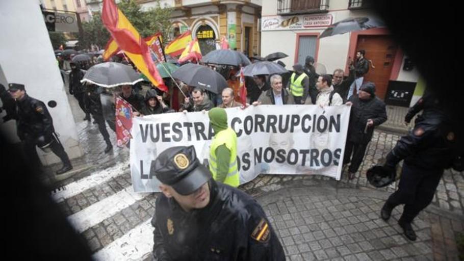 España, el país con mayor deterioro de confianza en las instituciones, según el Índice Global de Paz
