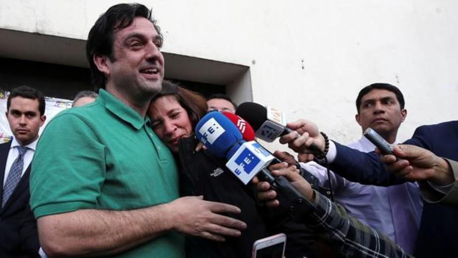 Sale de prisión Paul Ceglia, el diseñador web que reclamó a Zuckerberg la mitad de Facebook