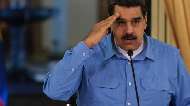 Trump pasa página al intento de caída abrupta de Maduro